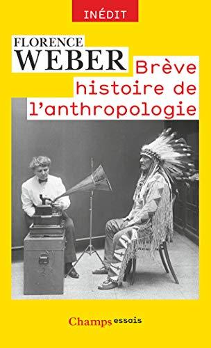9782081239227: Br�ve histoire de l'anthropologie