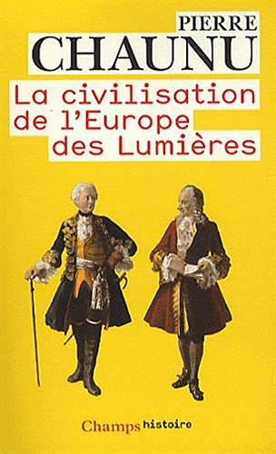 9782081240063: La civilisation de l'Europe des Lumi�res