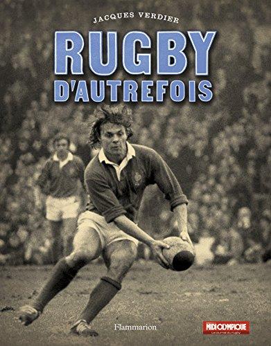 9782081240148: Rugby d'autrefois