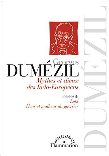 9782081240155: Mythes et dieux des Indo-Européens (French Edition)