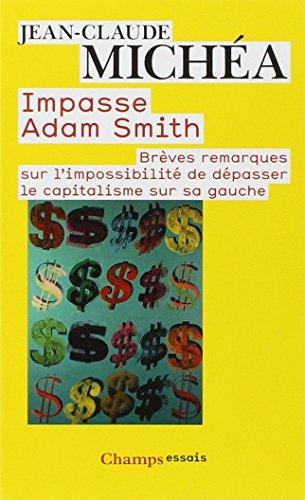 9782081240797: Impasse Adam Smith (French Edition)