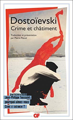 9782081240988: Crime et châtiment