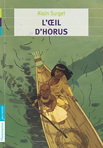 9782081241985: L'oeil d'Horus (French Edition)