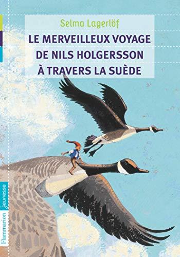 9782081242081: Le merveilleux voyage de Nils Holgersson à travers la Suède