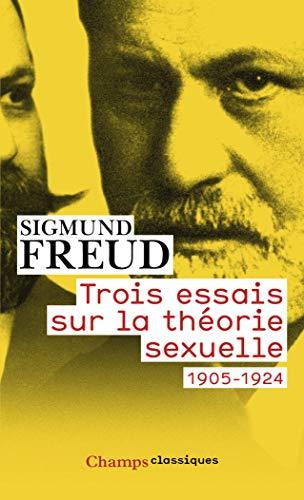 9782081242593: Trois essais sur la théorie sexuelle 1905-1924