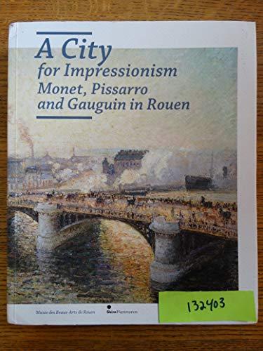 a city for impressionism: Laurent Salomé