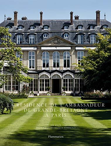 la résidence de l'ambassadeur de Grande-Bretagne à Paris: Tim Knox