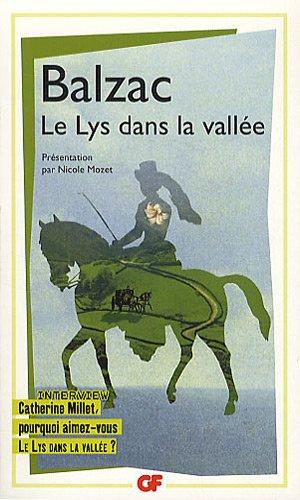 9782081244740: Le Lys Dans La Vallee (GF)