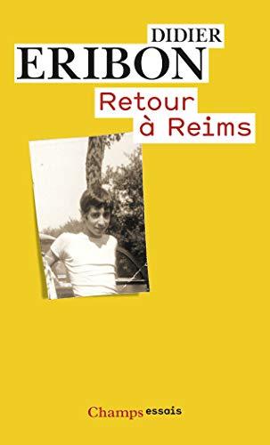 9782081244832: Philosophie - retour a reims (Champs Essais)