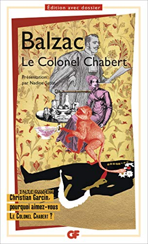 9782081244894: Le Colonel Chabert