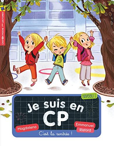 9782081247987: Je suis en CP - C'est la rentree! (Castor Poche Benjamin)