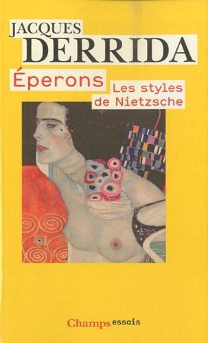 9782081248311: Eperons: Les Styles De Nietzsche (French Edition)