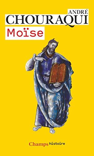 9782081249547: Moise (nc). (Champs Histoire)