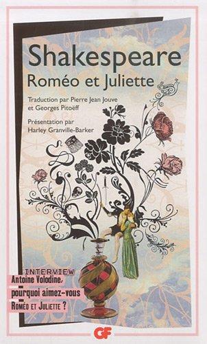 9782081254862: Romeo et Juliette/Translation Pierre Jean Jouve