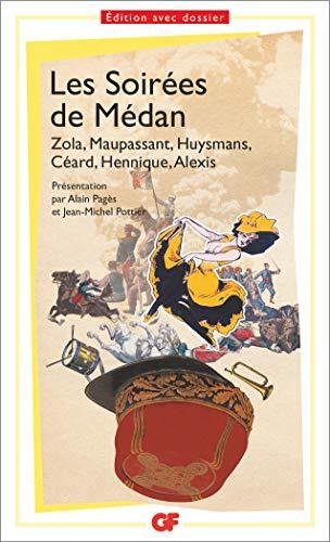 9782081256231: Les soirées de Médan