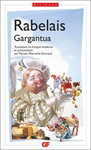 9782081257092: Gargantua (GF bilingue)