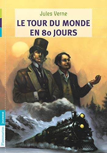 9782081262492: Le Tour du Monde en Quatre-Vingts Jours