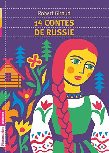 9782081263222: 14 contes de Russie