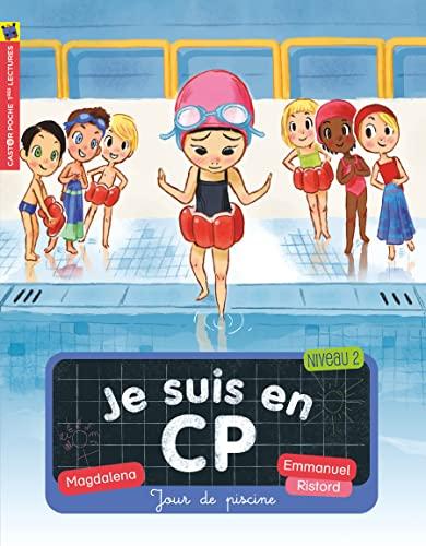 9782081263987: Je suis en CP, Tome 3 : Jour de piscine (Castor Poche Benjamin)