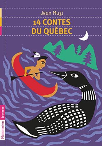 9782081266285: 14 Contes Du Quebec (French Edition)