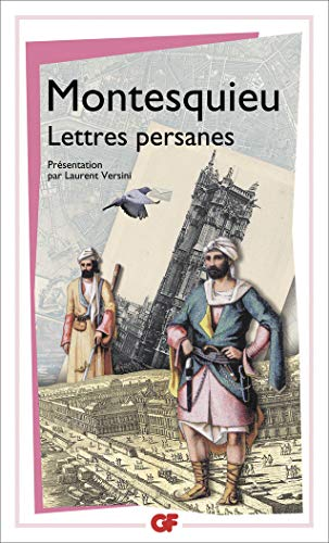 9782081266346: Lettres Persanes (French Edition)