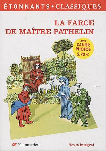 9782081266377: La Farce De Maitre Pathelin (French Edition)