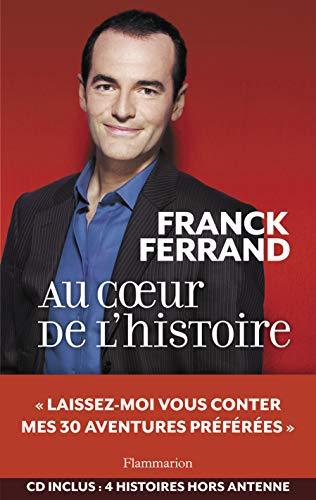 9782081266384: Au coeur de l'histoire (1CD audio)
