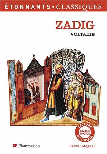9782081266407: Zadig ou la destinée : Texte intégral (GF Etonnants classiques)