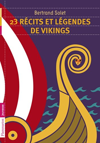 9782081267299: 23 récits et légendes de vikings