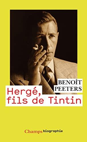 9782081267893: Hergé, fils de Tintin