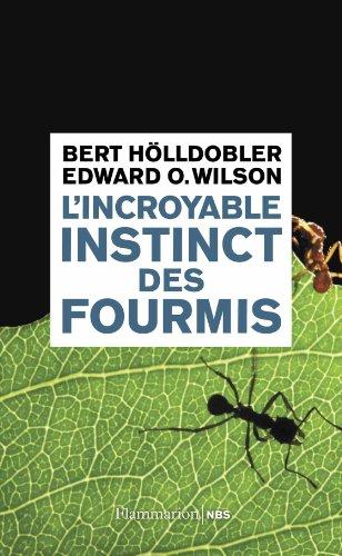 9782081270435: l'incroyable instinct des fourmis