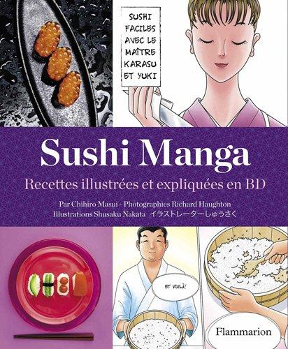 9782081270466: sushi manga