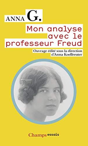9782081270619: Mon analyse avec le professeur Freud