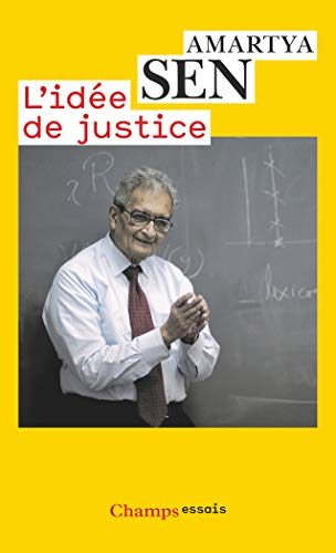 L'Idee De Justice (French Edition) (2081270692) by Amartya Sen