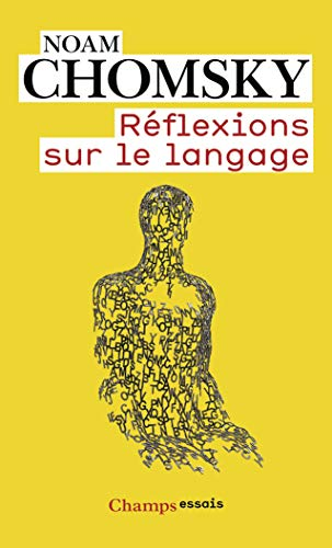 9782081272163: Reflexions Sur Le Langage (French Edition)