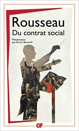 9782081275232: Du contrat social (GF)
