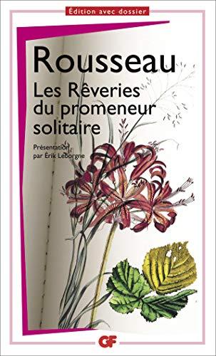 9782081275263: Les Reveries Du Promeneur Solitaire (French Edition)
