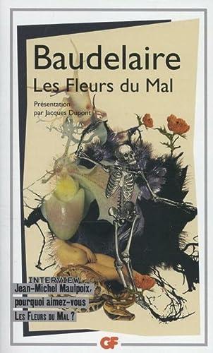 9782081279032: Les Fleurs du Mal (GF)