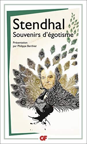 9782081279056: Souvenirs d'égotisme