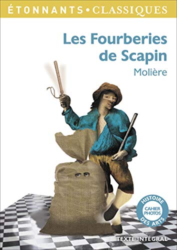 9782081279100: Les Fourberies De Scapin (French Edition)