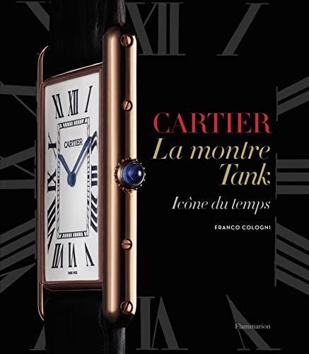 cartier : la montre tank (francais)