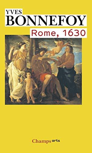 9782081282599: Rome, 1630 : L'horizon du premier baroque suivi de Un des si�cles du culte des images