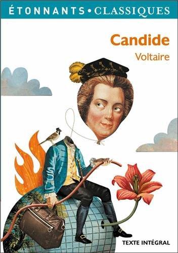 9782081285798: Candide (GF Etonnants classiques)