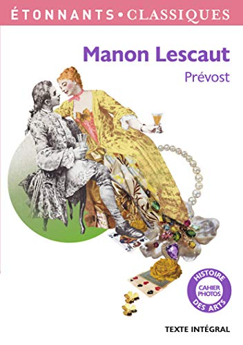 9782081285866: Manon Lescaut (French Edition)