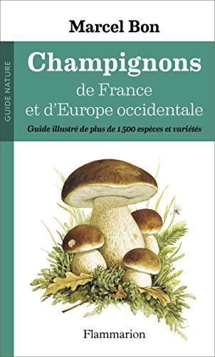 9782081288218: champignons de france et d'europe