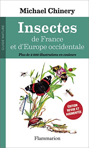 Insectes de France et d'Europe occidentale: Michael Chinery