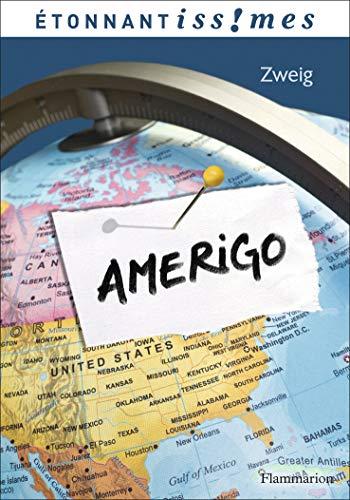 9782081289734: Amerigo : R�cit d'une erreur historique