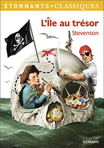 9782081289826: L'ile Au Tresor/Extraits (French Edition)