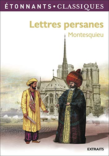 9782081290723: Lettres persanes (French Edition)