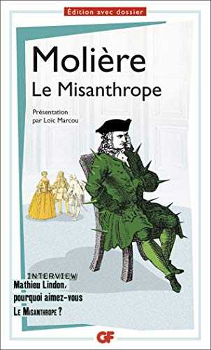 9782081294011: Le Misanthrope (French Edition)